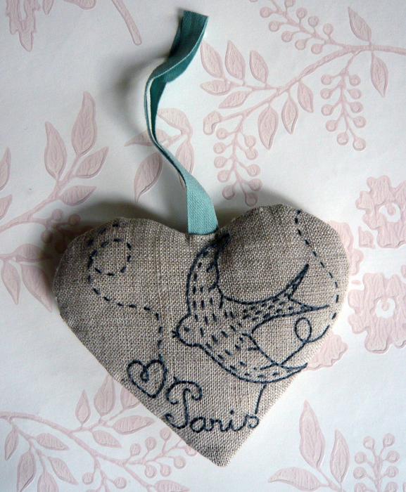 Coeur:hirondelle