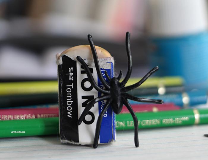Spidergomme