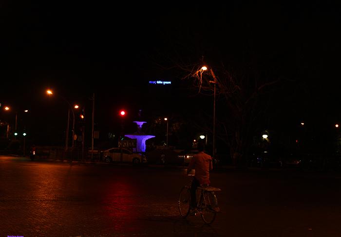 Nuit à bombay