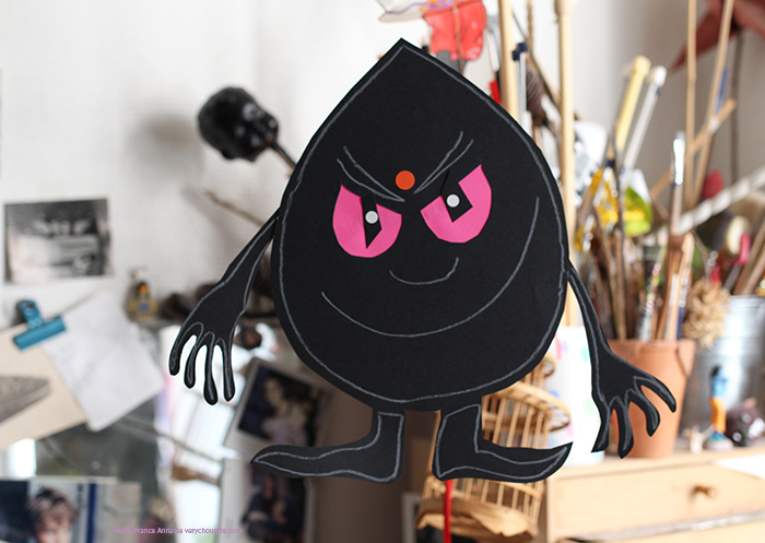 Bindi monster#2